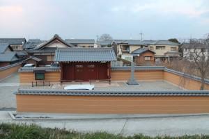 萬福山 超圓寺墓地